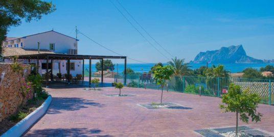 Benissa, Hôtel Restaurant, Costa blanca