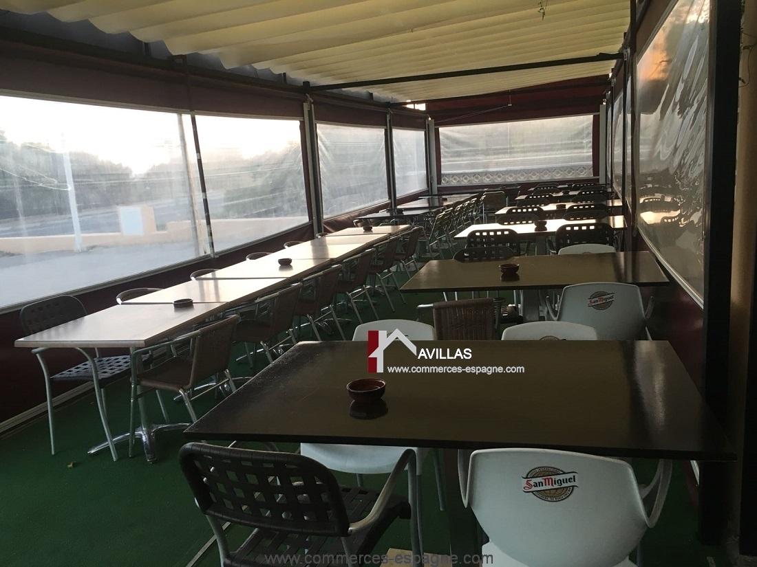 Villajoyosa, Bar Restaurant, Costa Blanca