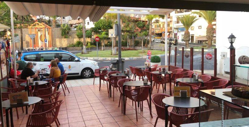 Tenerife, Pâtisserie, Cafeteria