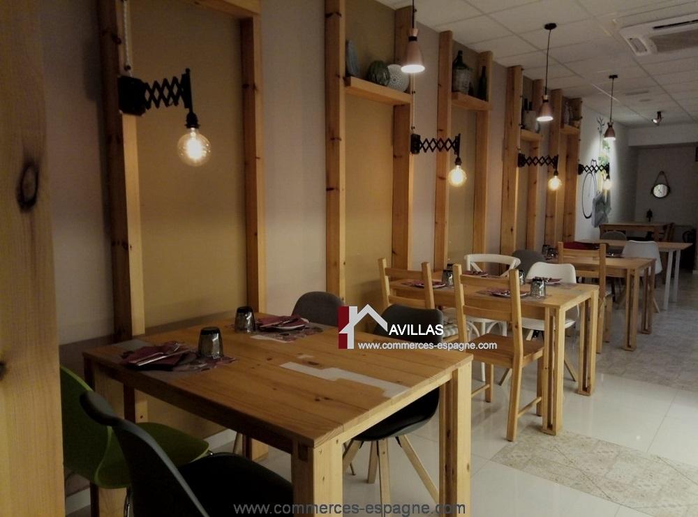 Peniscola, Bar Cafeteria