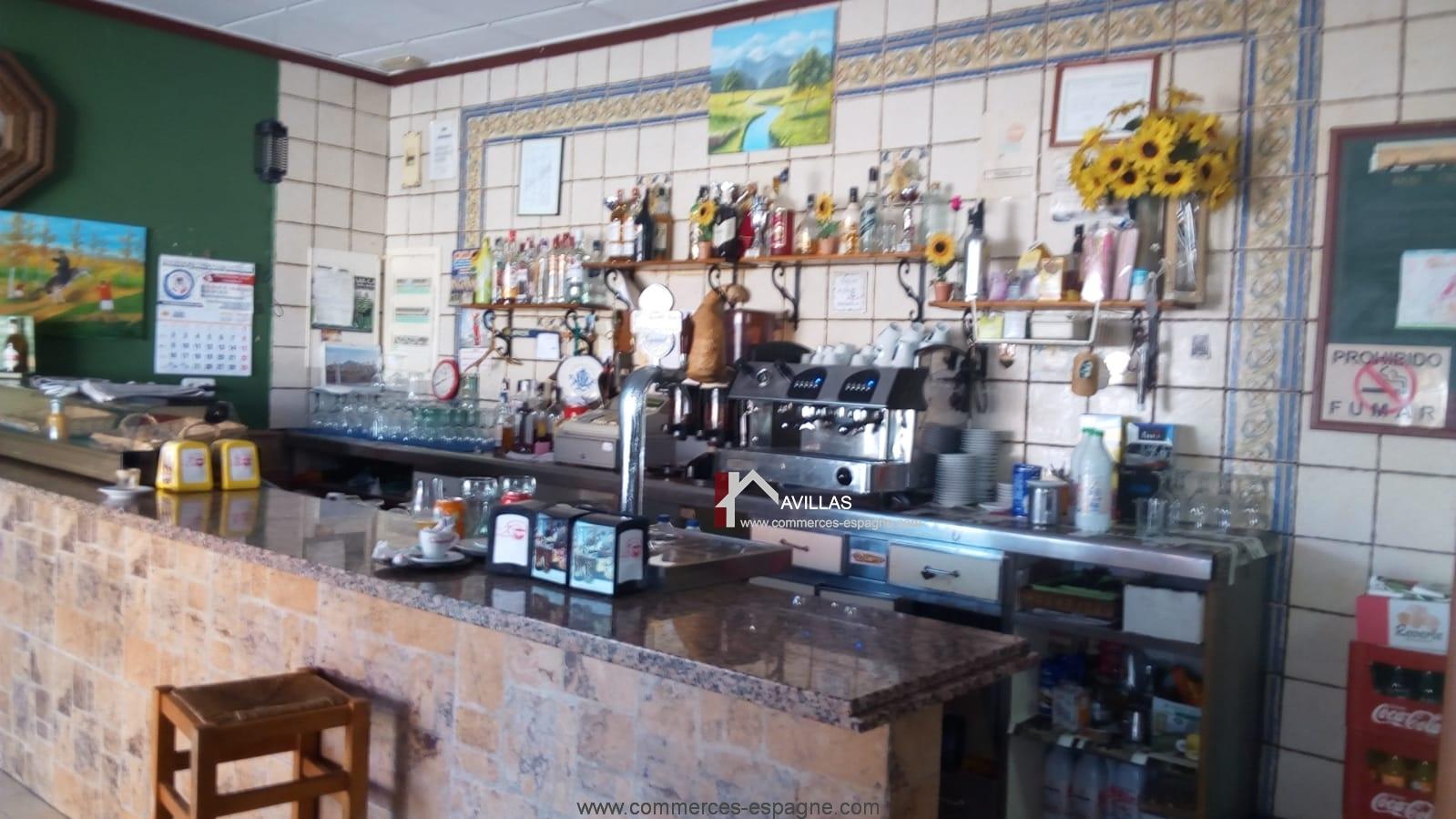 Altea, Bar Cafeteria, Costa blanca