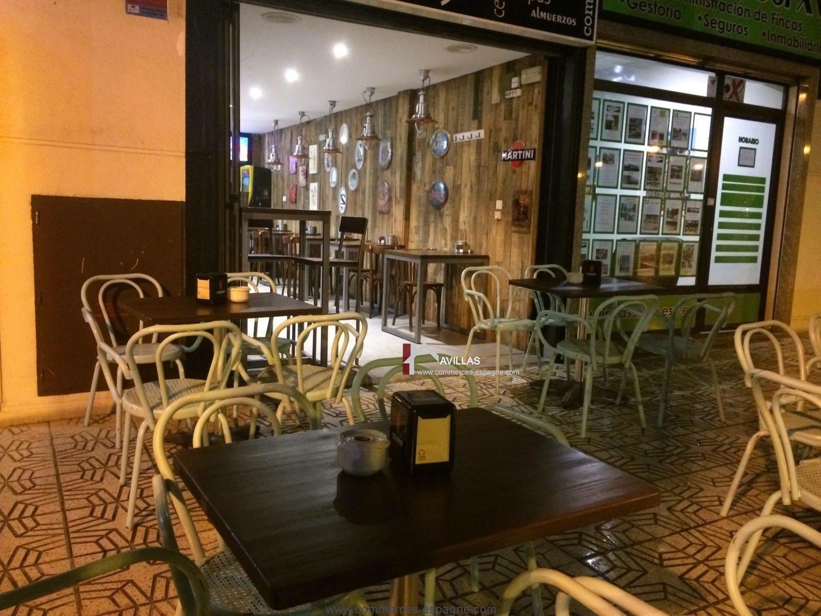 Benidorm, Bar Cafeteria, Costa Blanca