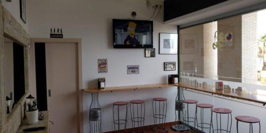 Barcelone, Bar Restaurant