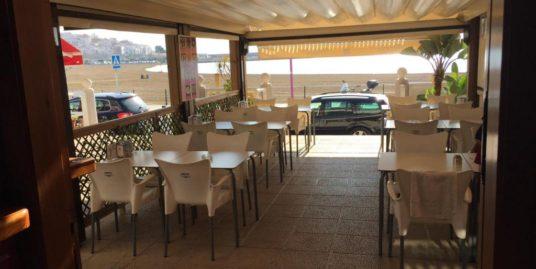 Peniscola, Bar Tapas, Cafeteria, face mer