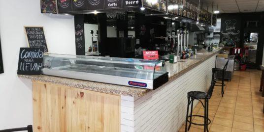 Benidorm, Bar Tapas, Restaurant, Costa Blanca