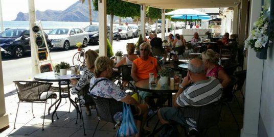 Altea, Salon de thé, Costa Blanca