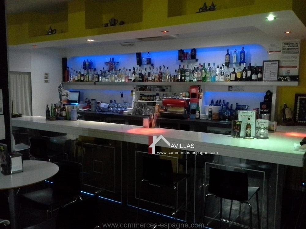 Santa Pola, Bar Tapas, Cafeteria