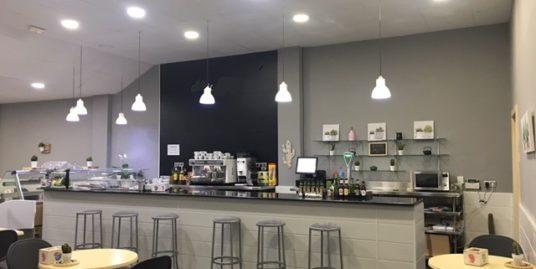 Valencia, Bar Cafeteria.