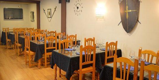 Peniscola, Bar Restaurant, rue piétonne