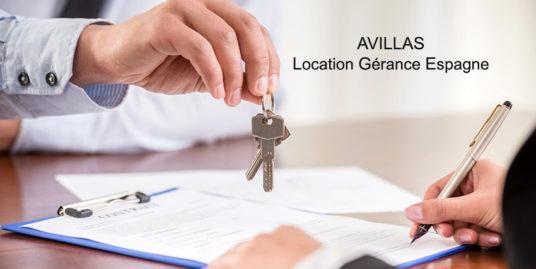 Location Gérance avec appartement, Calpe