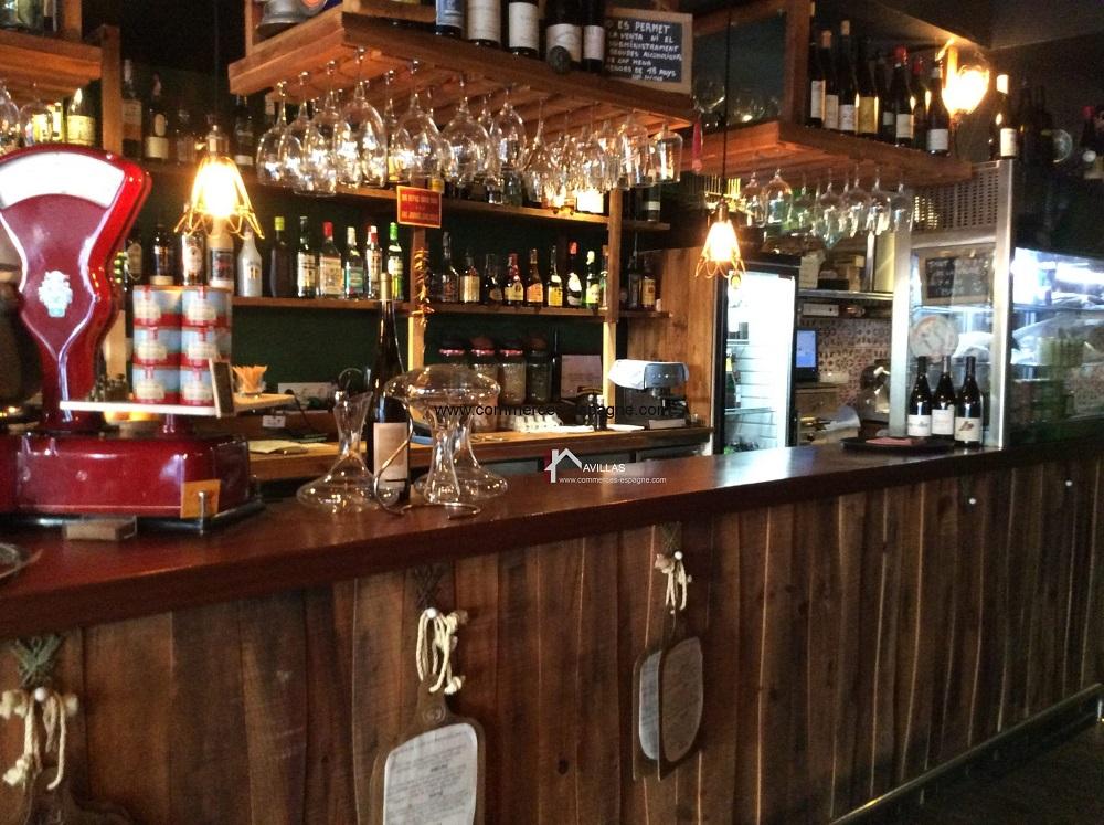 Cadaques, Bar Restaurant