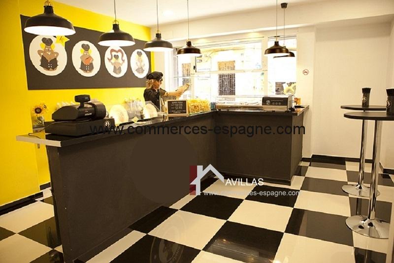 Valencia, plats cuisinés à emporter