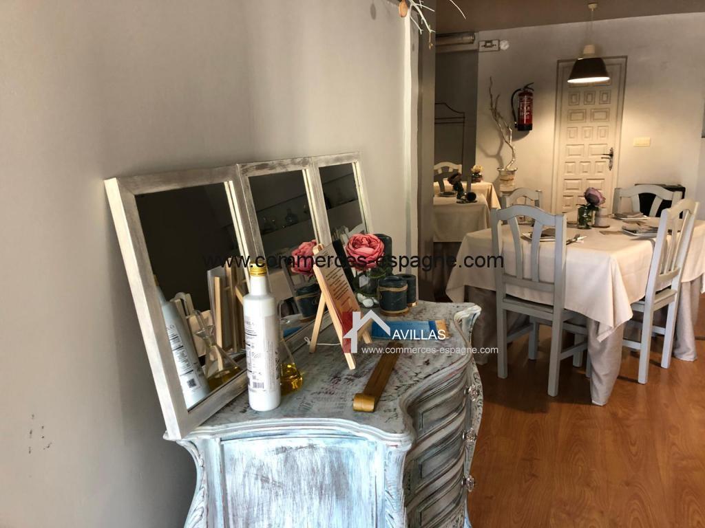 Denia, Restaurant, avec appartement, Costa Blanca