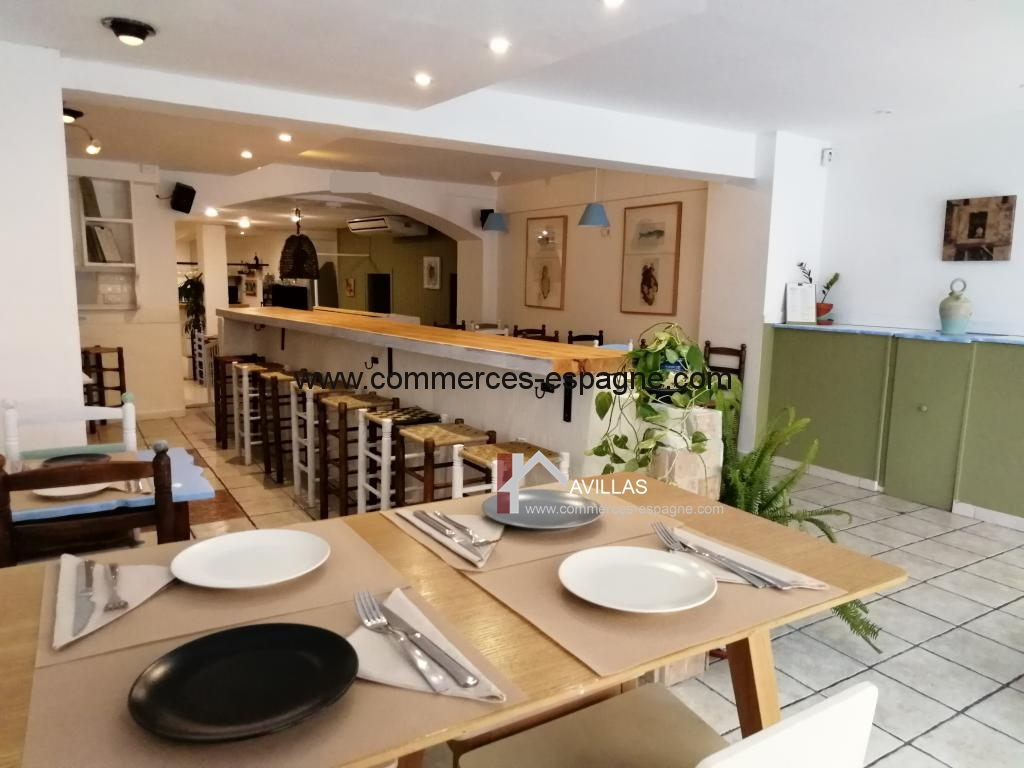 Javea Bar Restaurant, Costa Blanca