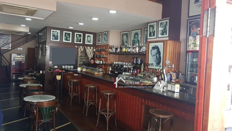 Valencia, Bar Tapas Cafeteria,