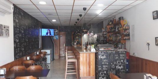 Bar cafeteria à Majorque, îles Baleares