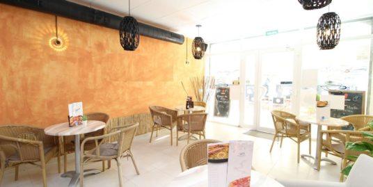 Bar cafeteria, îles Baleares