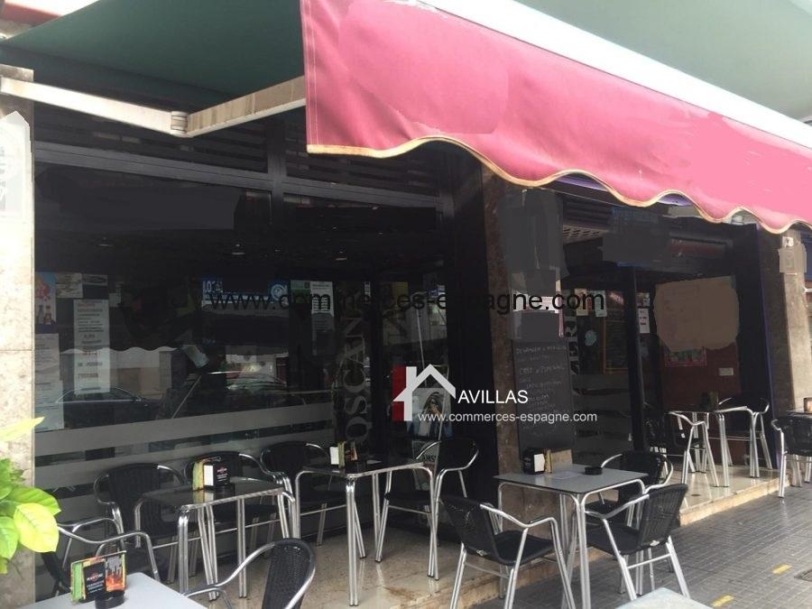 Restaurant pizzeria, Baléares