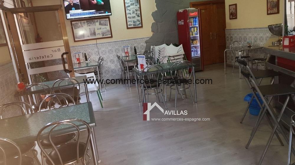 Bar restaurant, Alicante