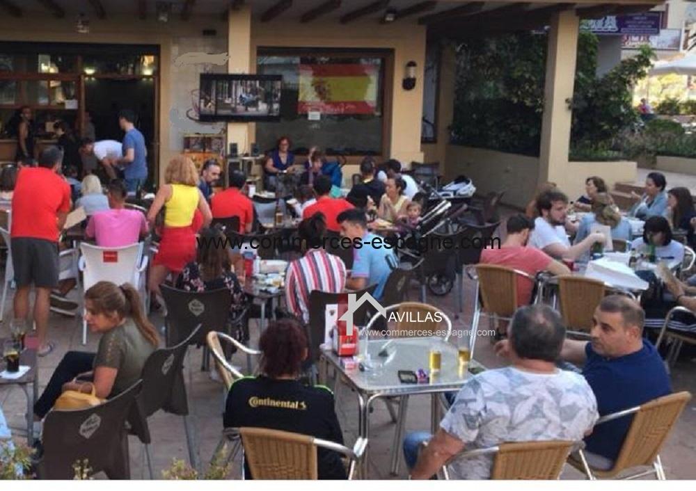 Bar Cafeteria à Estepona, costa del Sol