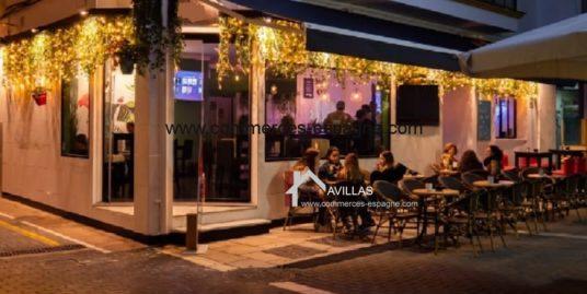 Estepona, Bar de Nuit