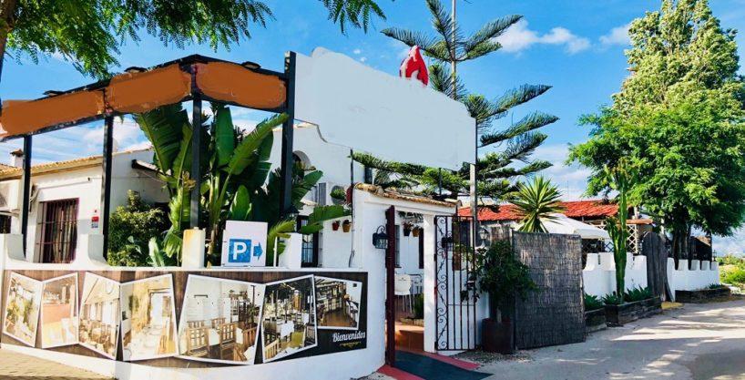 Restaurant à Estepona, avec appartement