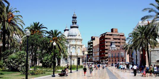 Magasin de vêtements, centre ville, Cartagena