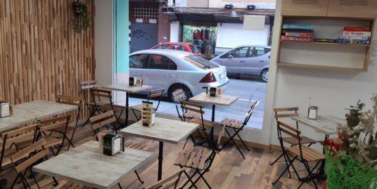 Boulangerie, salon de thé, Valencia