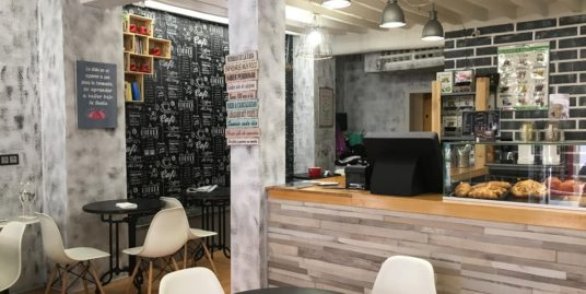 Bar Cafeteria à Alicante
