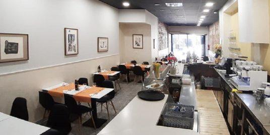 Restaurant Bar, Girone