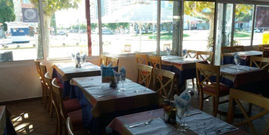 Bar restaurant, Empuriabrava, Costa Brava