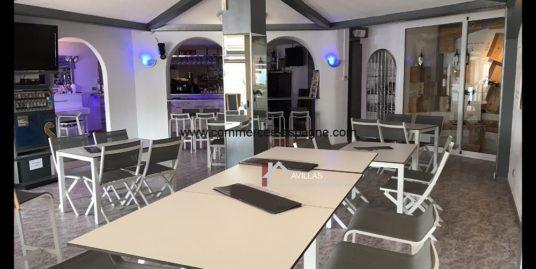 Bar, Lounge, Restaurant, Empuriabrava