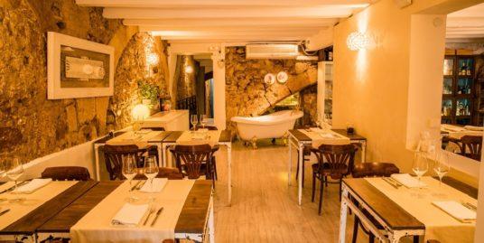 Restaurant à Tarragone centre ville