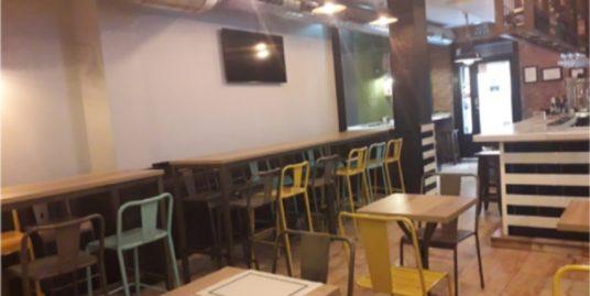 Restaurant Bar à Madrid