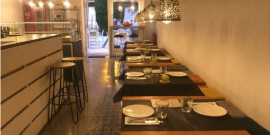 Bar Restaurant à Denia