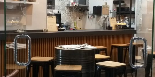 Bar cafeteria à Alicante, centre ville