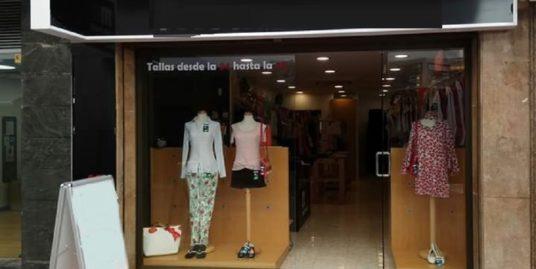 Magasin de vêtements, Ibiza