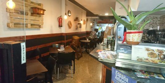 Cafeteria, Alicante, centre ville