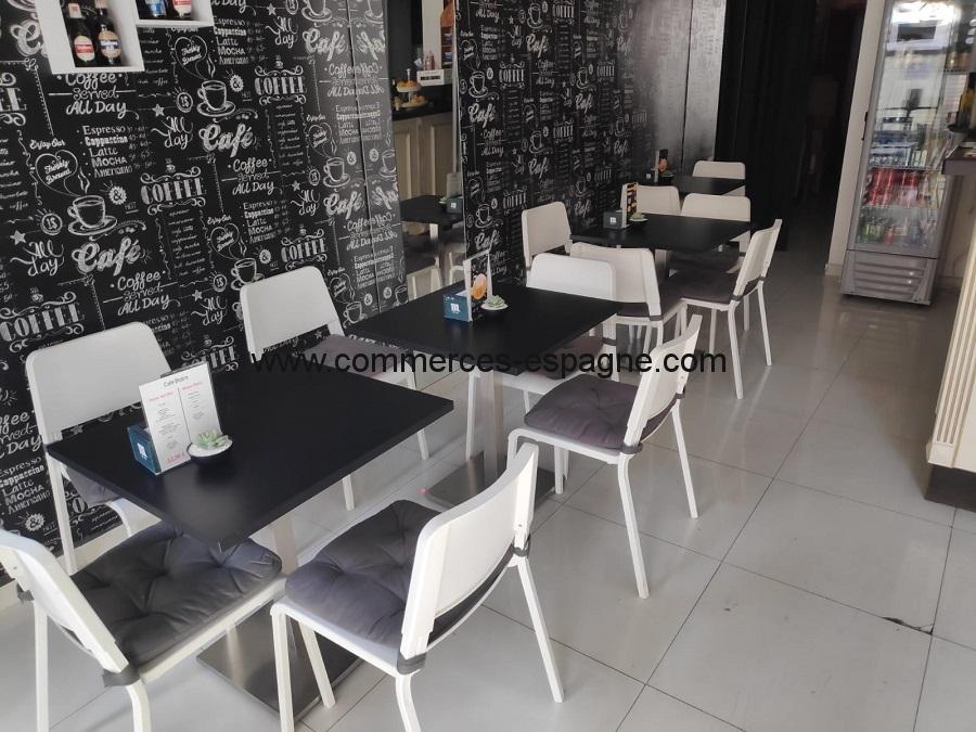 Torrevieja Bar, Snack