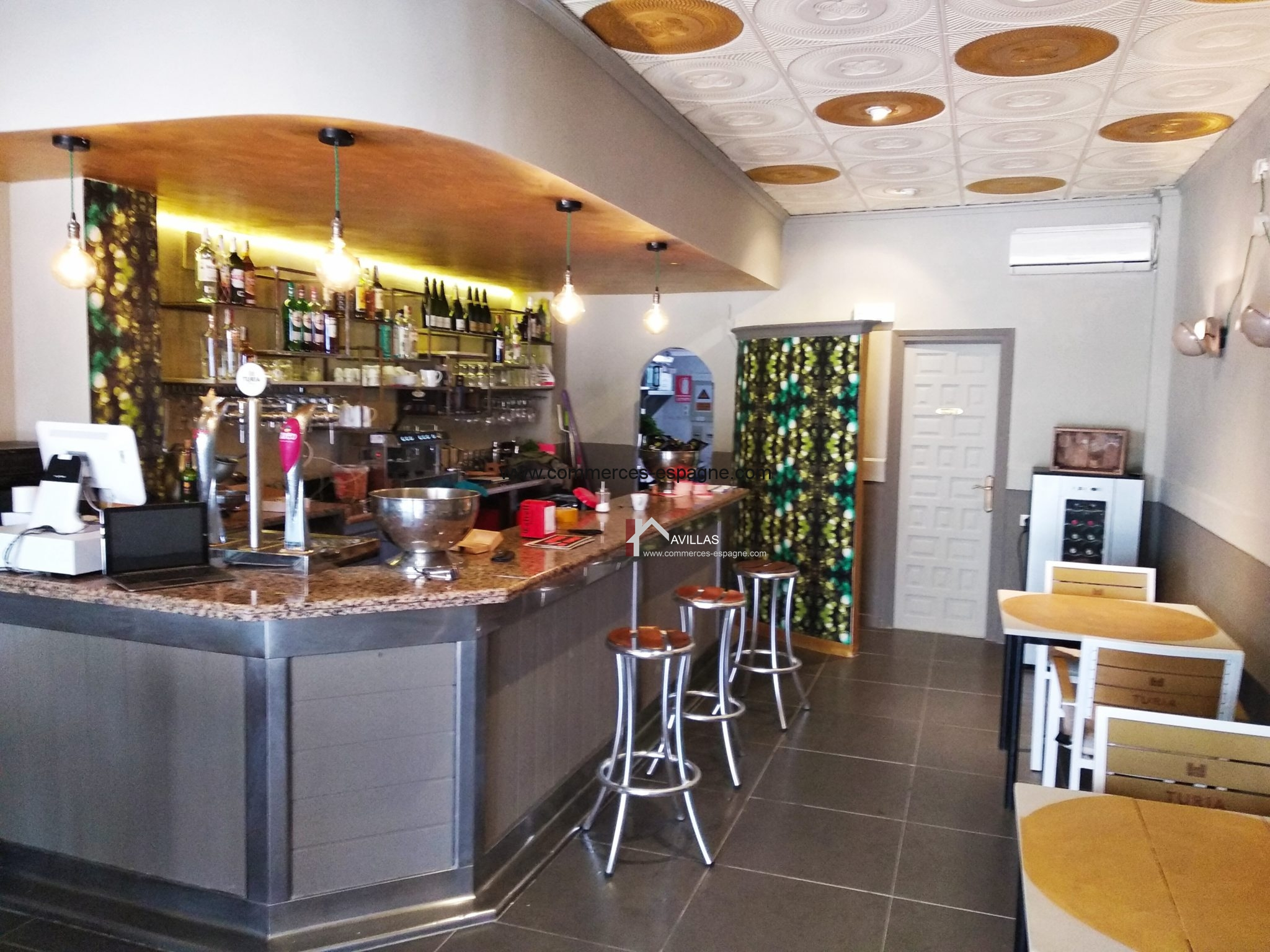 Javea, Bar Restaurant, Costa blanca