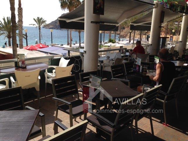 Albir, Bar Tapas face mer