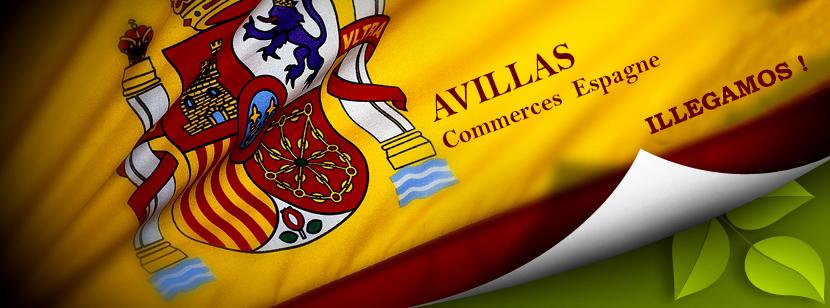 avillas commerces espagne-logo