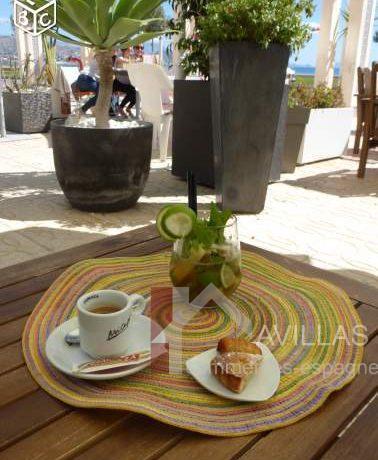 commerces-espagne-el campello-café