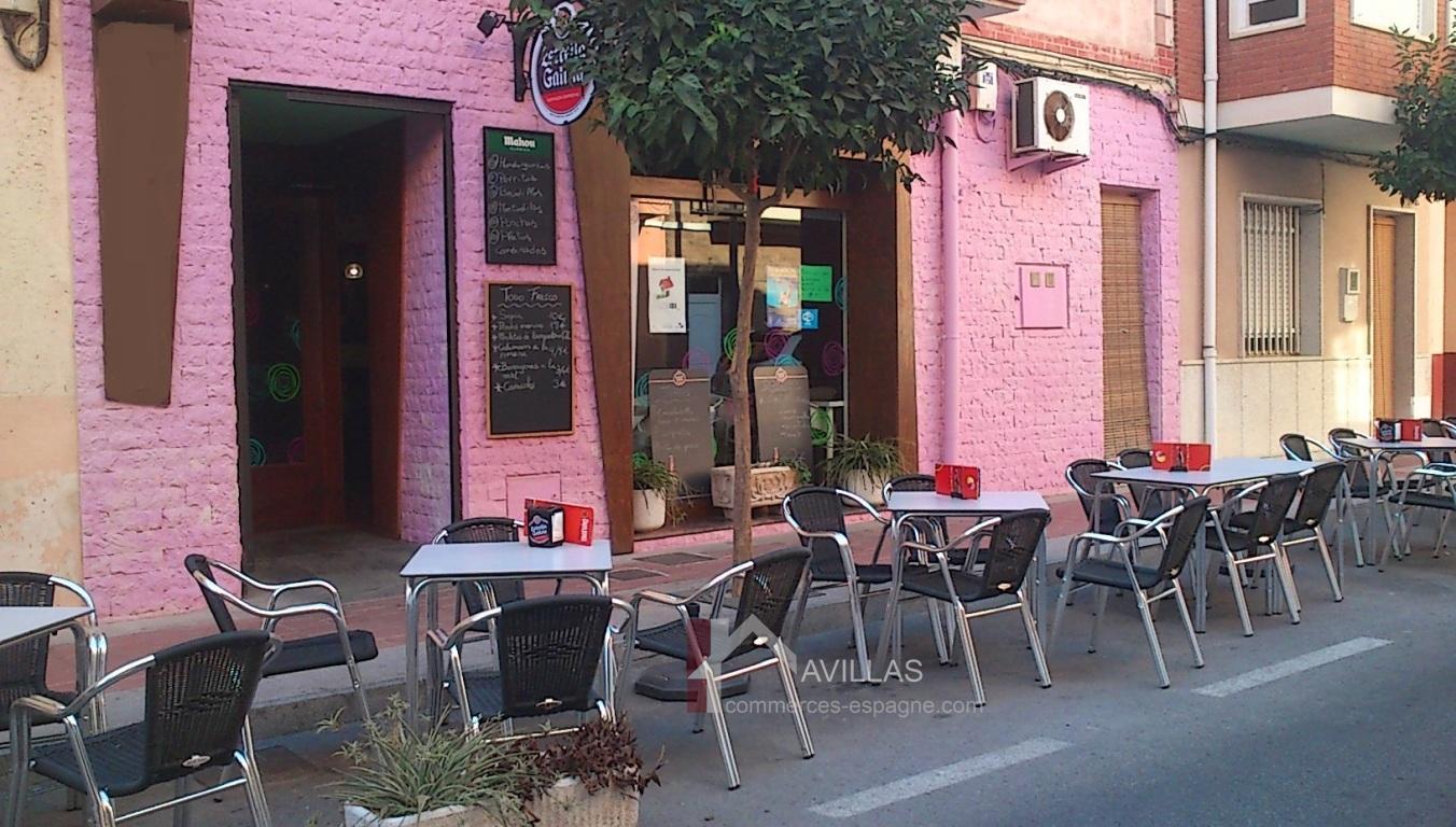 Guardamar del Segura, Bar-Caféteria