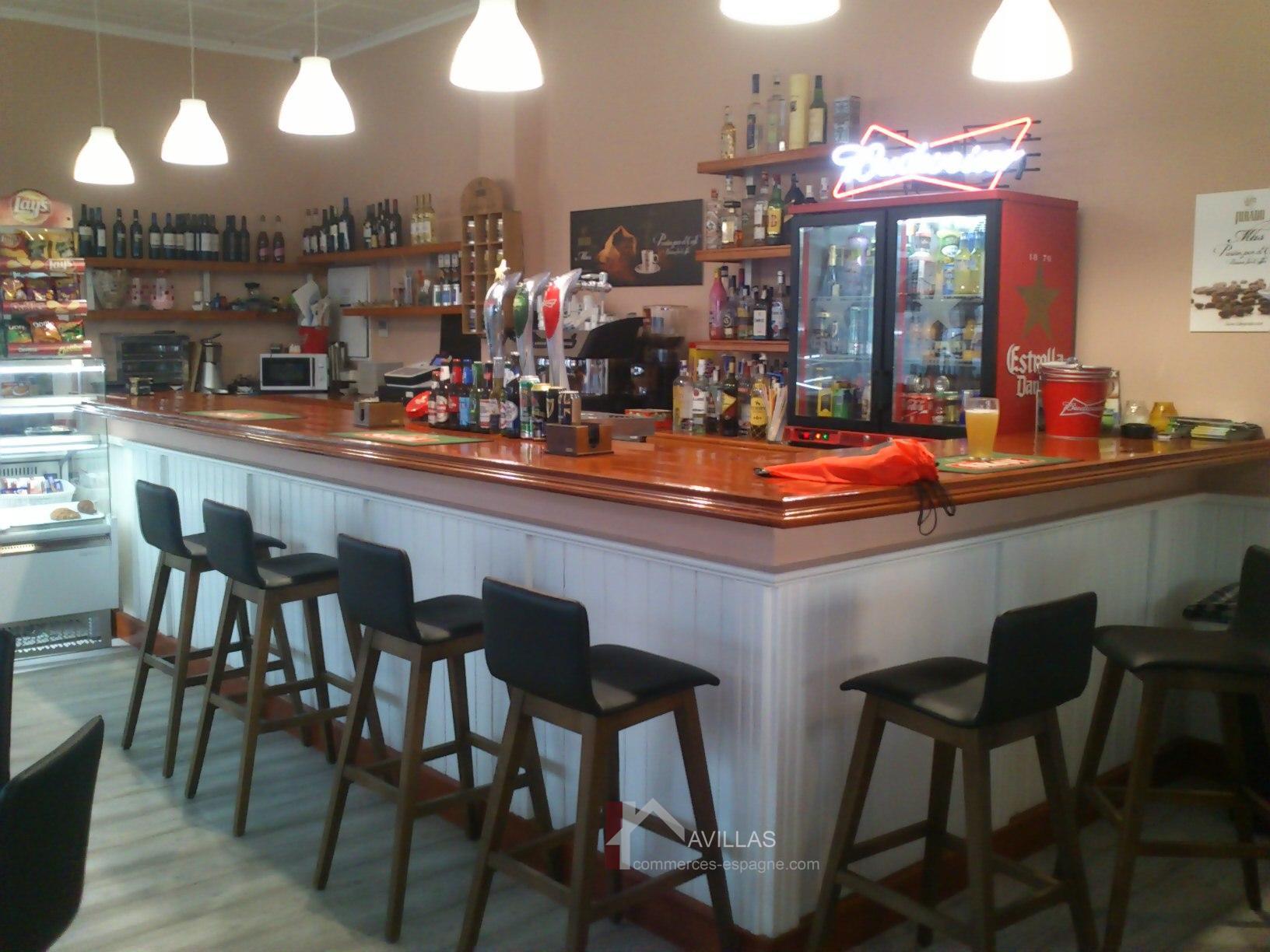 Torrevieja, Café Salon de thé