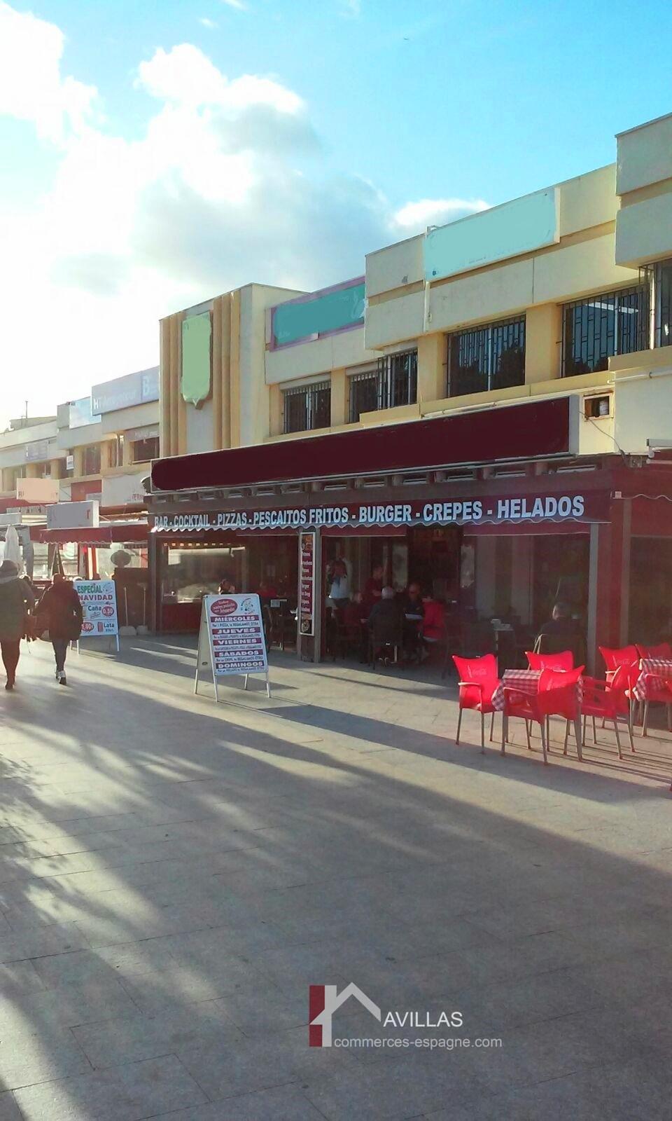 Benalmadena, Café-Restaurant