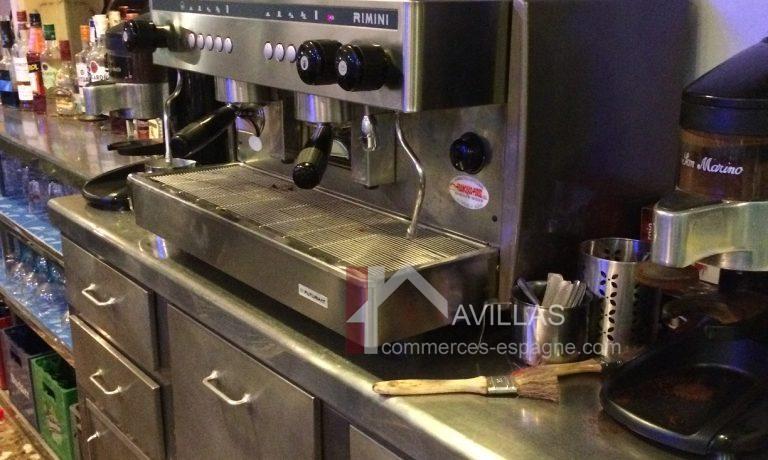 commerces-espagne-com-alicante-machine-a-cafe