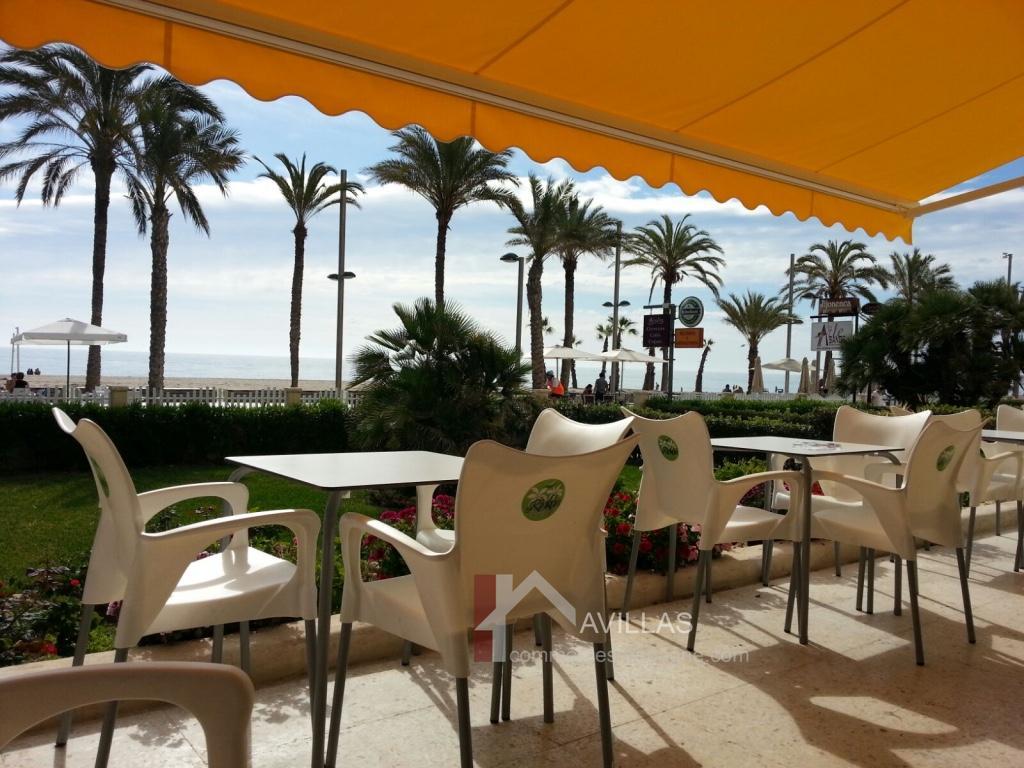 Alicante, Glacier Snack bord de mer