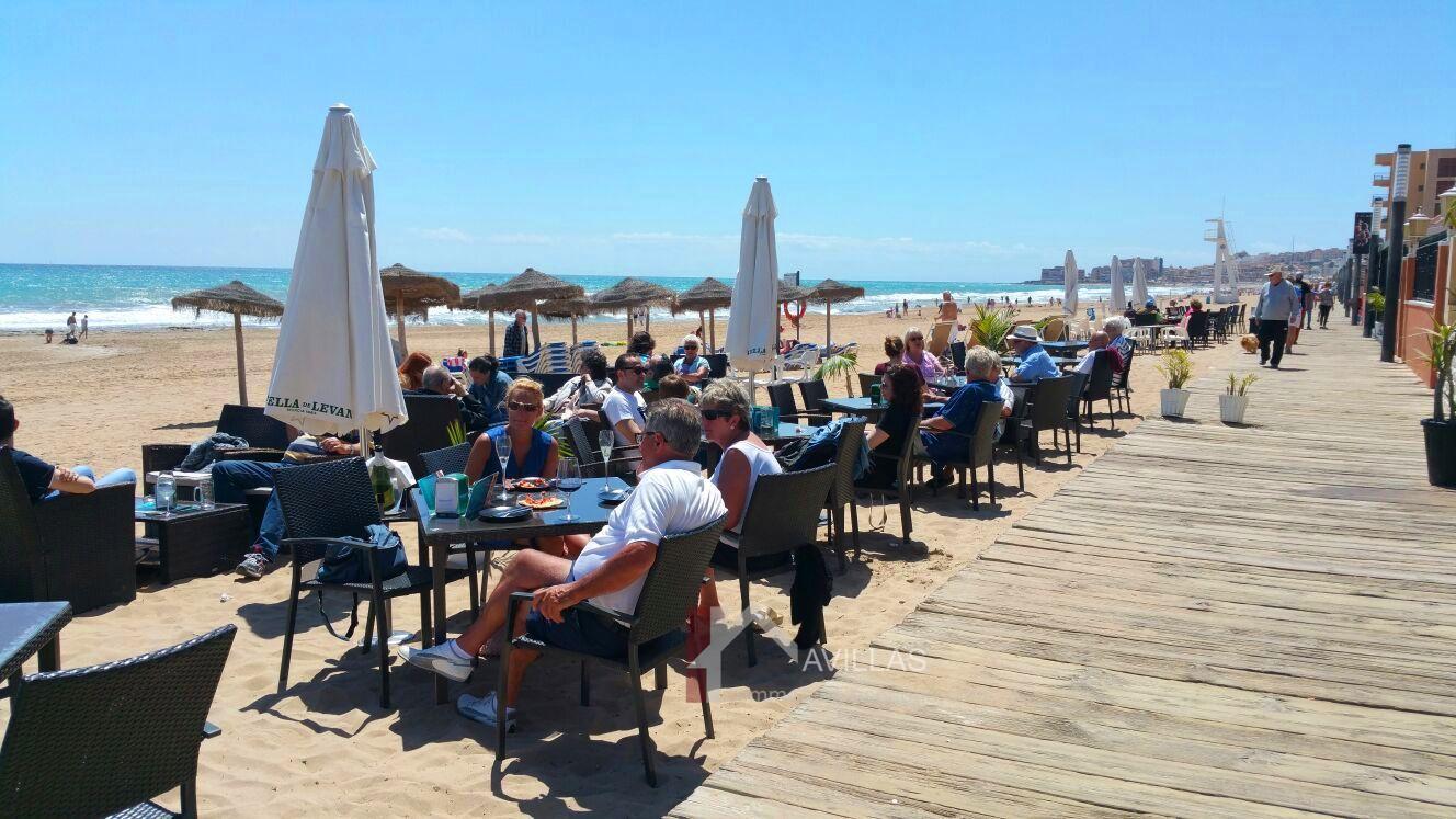 Costa Blanca, Torrevieja, Bar-Restaurant