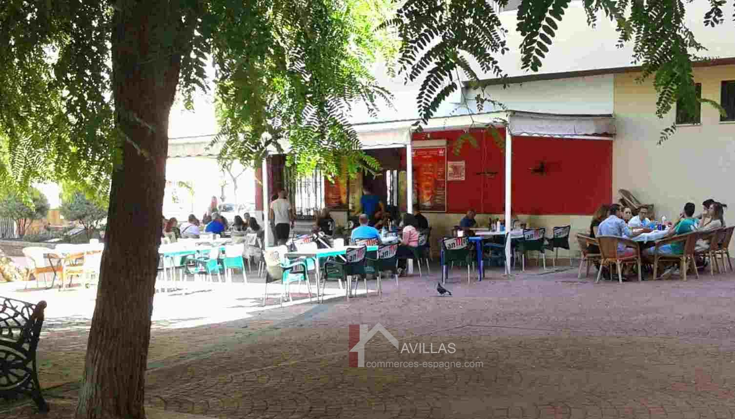 Estepona, Restaurant rapide